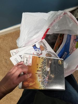 Kids dvds and school books for Sale in Gastonia, NC