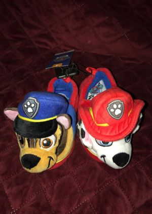 Paw patrol slippers for Sale in Kent, WA