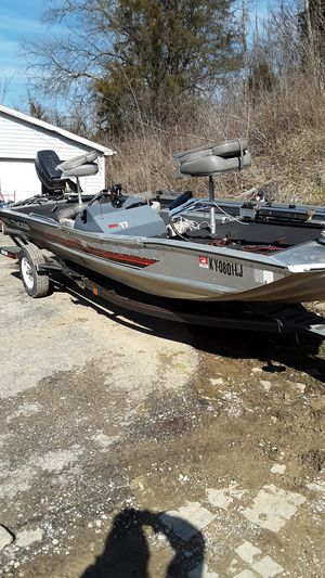 1989 bass tracker for Sale in Foster, KY