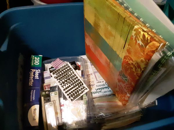 Scrapbooking supplies & Crafts
