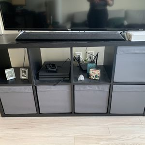 KALLAX Tv Stand Shelving Unit for Sale in Washington, DC