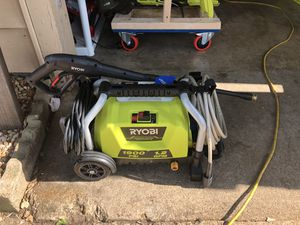 Ryobi 1900psi power washer for Sale in Irving, TX