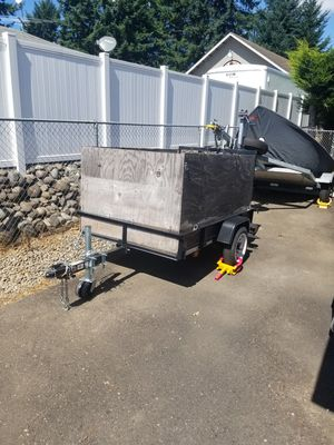 lowes 4×6 utility trailer for Sale in Boring, OR
