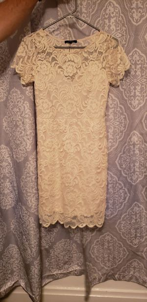 Ivory Dress for Sale in Munhall, PA