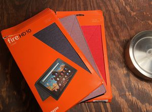 Amazon Fire HD10 Tablet Case ($5-your choice) for Sale in Hurst, TX