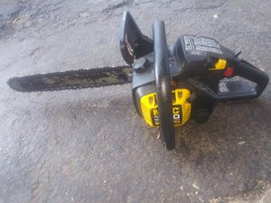 Chainsaw MAC 2300 WORKS GREAT. need gas pump but work fine $80 obo. Make offer for Sale in Elgin, IL