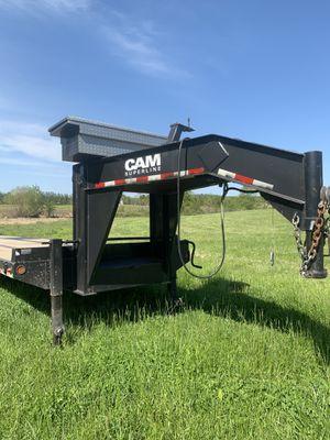 CAM Superline 40' Gooseneck Flatbed Trailer for Sale in Bluemont, VA