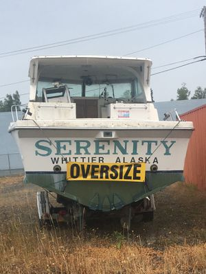 29 ft Criss Craft boat for Sale in Anchorage, AK