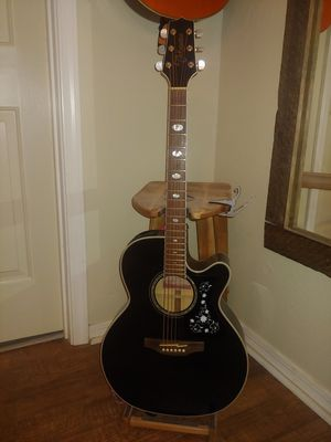 Takamine Acoustic guitar for Sale in Florence, AZ