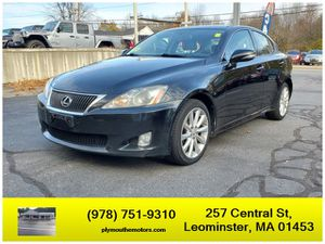 2010 Lexus IS 250 for Sale in Leominster, MA