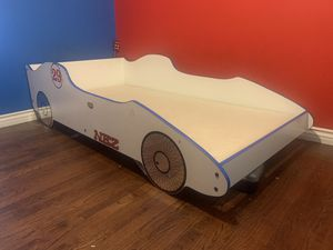 Twin size car bed frame for Sale in Azusa, CA