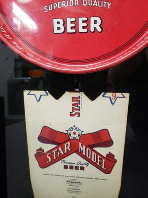 Star Model Beer Antique Brewiana for Sale in Stevenson Ranch, CA