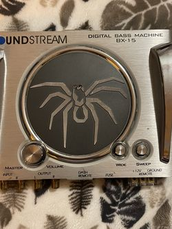 SOUNDSTREAM BX-15 EPICENTER for Sale in Perris,  CA
