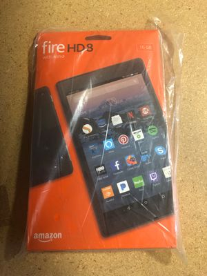 Amazon Fire HD 8 Tablet new for Sale in Portland, OR