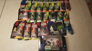 BRAND NEW STAR WARS FIGURES for Sale in Upland, CA