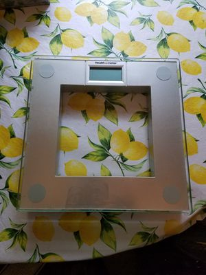 Health O Meter digital weight scale for Sale in San Diego, CA