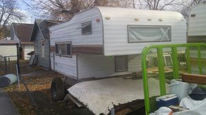 Trailer and camper for Sale in Billings, MT