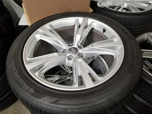 """Audi Q8 Factory 21"""" Wheels Rims Tires for Sale in Los Angeles, CA"""