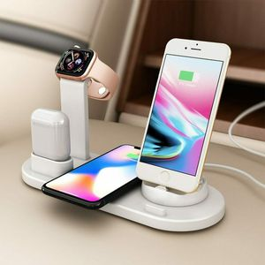 Wireless Charging Station For Apple iPhone, AirPods & New Apple Watch Series 6! for Sale in Katy, TX