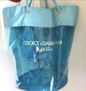Dolce & Gabbana Vinyl Tote for Sale in Baltimore, MD