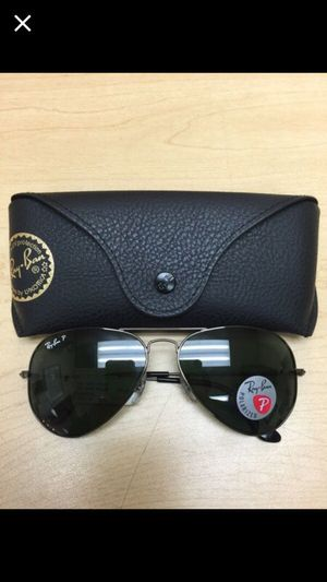 Polarized Rayban sunglasses for Sale in West Springfield, VA