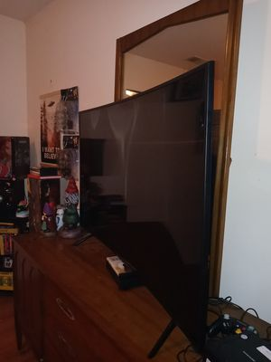 55in Samsung curved crystal 4kUHD for Sale in Westland, MI