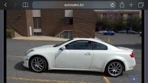 2007 Infiniti G 35 Two door coupe for Sale in Arlington, VA