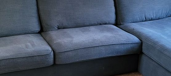Ikea KIVIK Sectional, 4-seat, with chaise/Hillared for Sale in McMinnville,  OR
