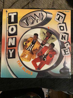 tony toni tone the blues vinyl record for Sale in Carson, CA