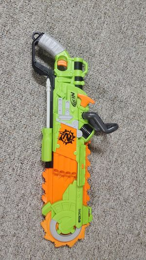 Nerf Zombie Gun for Sale in Arlington Heights, IL