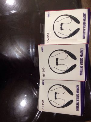 Wireless Bluetooth headset for Sale in Chicago, IL