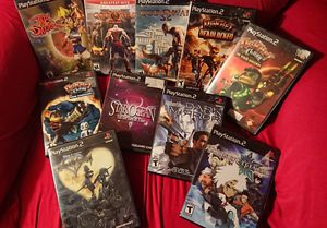 Playstation 2 games for Sale in Des Plaines, IL