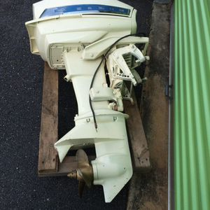 Elgin 40 Outboard Motor for Sale in Sugar Hill, GA