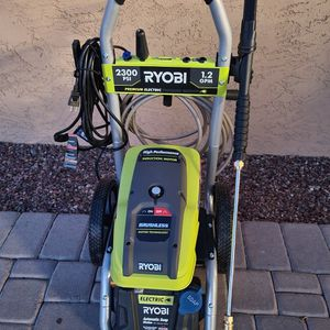 Ryobi Pressure Washer for Sale in Phoenix, AZ