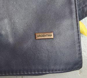 Leather messenger bag, for Sale in Oakland Park, FL
