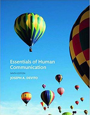 Essentials of Human Communication (9th Edition) 9th Edition ebook PDF for Sale in Los Angeles, CA