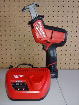 Milwaukee Fuel hackzall kit 12v for Sale in Fairview, TX