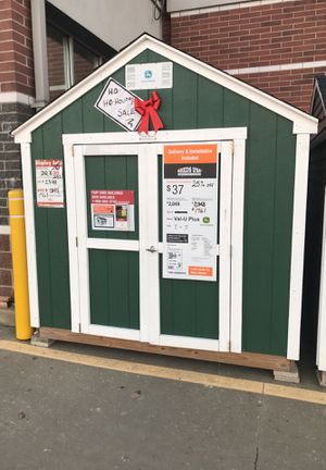 8x12 shed was $2348 now $1761 for Sale in Solon, OH