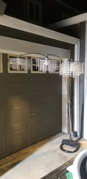 Crystal Floor lamp for Sale in Elk Grove, CA
