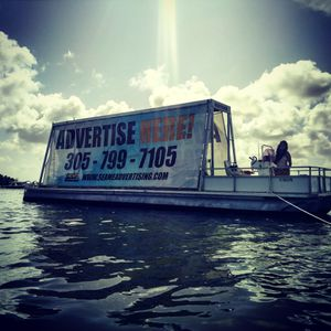 Custom made Pontoon boat for Sale in Miami Beach, FL