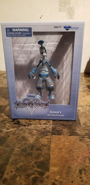 "Diamond Select Disney Kingdom Hearts TRON GOOFY 6"" Action Figure Series 3 NEW for Sale in Ferguson, MO"