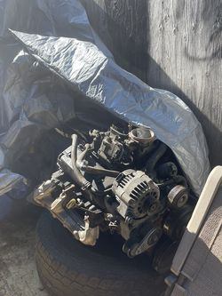 V6 4.3 Motor With Tranny for Sale in Tualatin,  OR