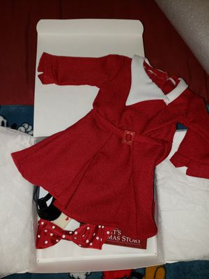 American girl doll Kits Christmas Dress for Sale in Reading, PA