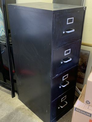 Filing Cabinet for Sale in San Angelo, TX