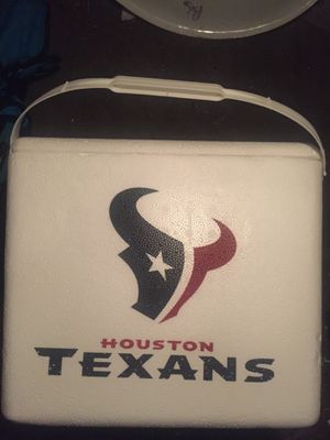 New Cooler - Houston Texans - Easy Carry for Sale in Houston, TX