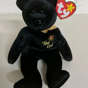 Ty Beanie Baby The End Bear for Sale in Lithia, FL