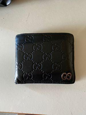 Gucci signature bifold wallet for Sale in Walnut, CA