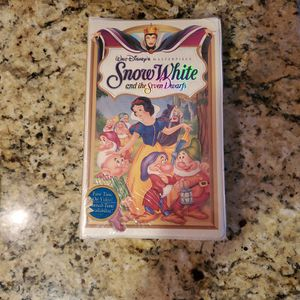 Snow White and the Seven Dwarfs for Sale in Gibsonia, PA