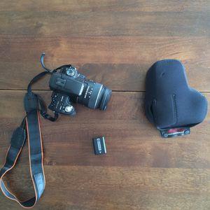 Sony A55 camera for Sale in Tacoma, WA