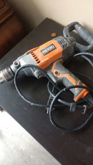 Ridgid mixing drill for Sale in Biloxi, MS